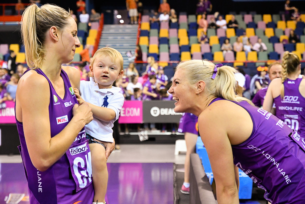 Ns Exclusive Pregnancy Players Agreements Netball Scoop