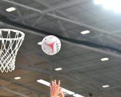 Gilbert Netball, netball ring, photo: Simon Leonard