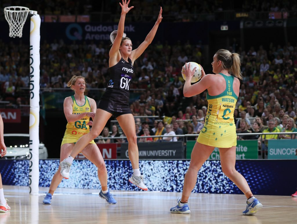 Jane Watson, Silver Ferns, Constellation Cup, May Bailey