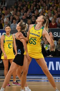 Caitlin Bassett How My Year Unfolded Netball Scoop