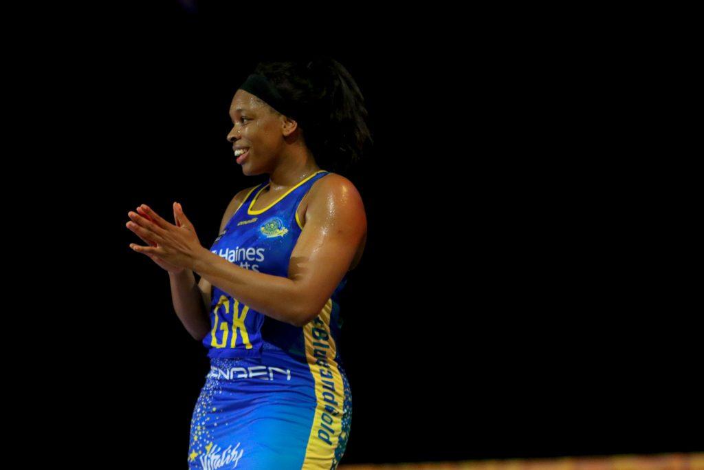 Eboni Usoro-Brown (England Netball)