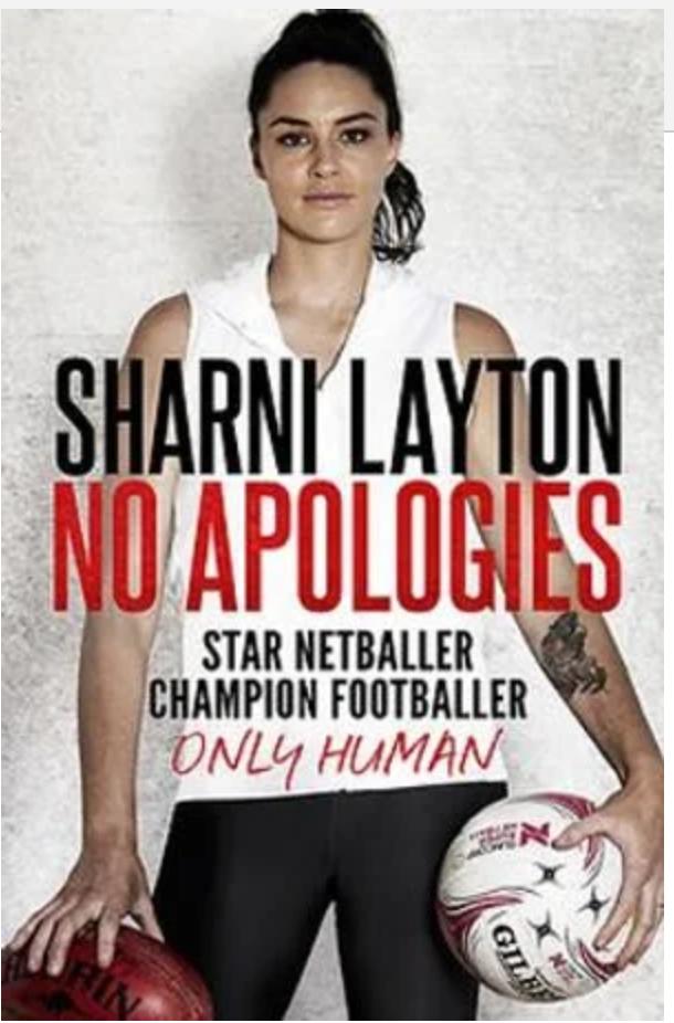 Sharni Layton, No Apologies