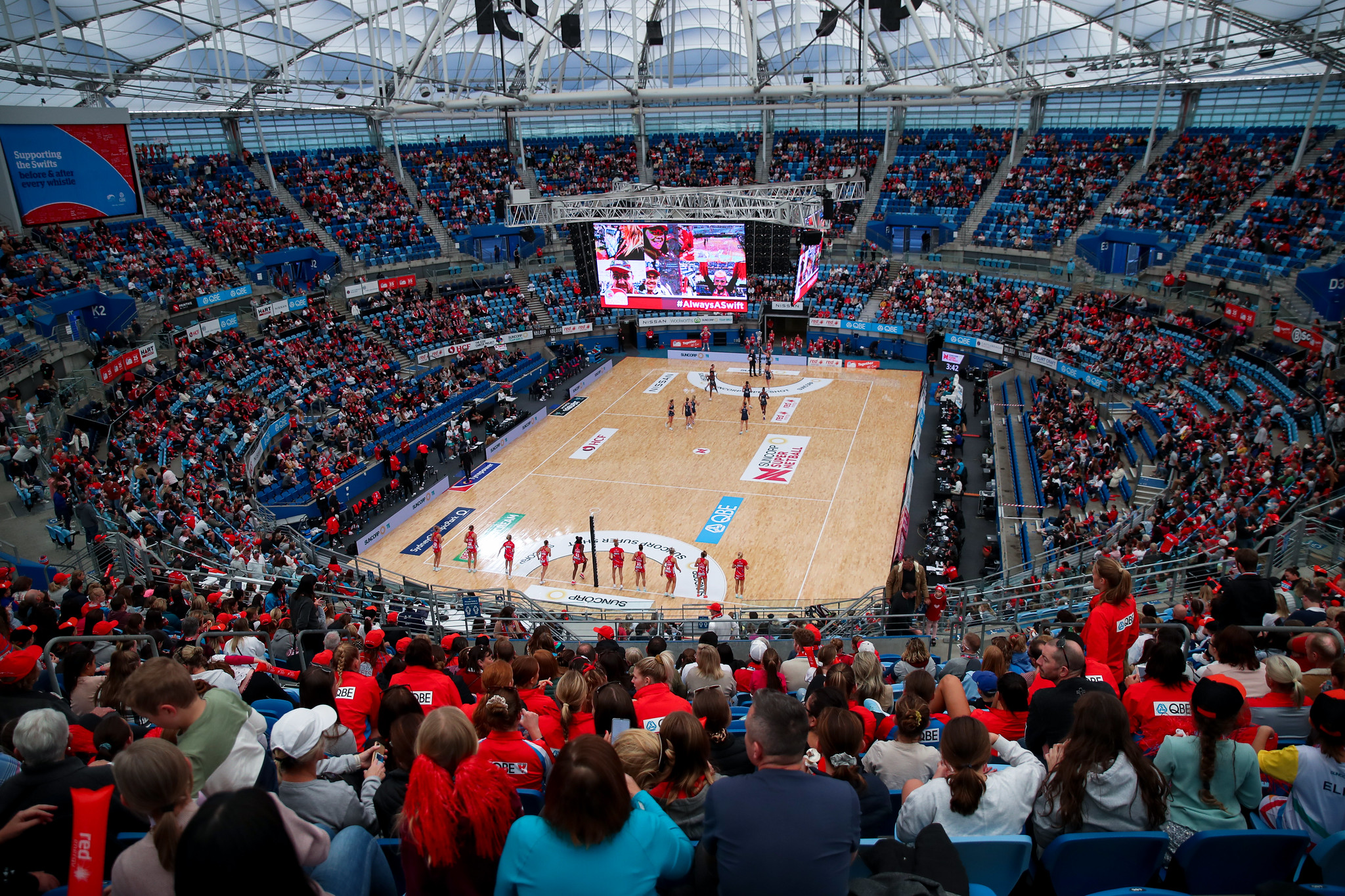 Ken Rosewell Arena